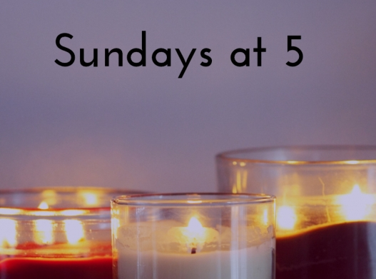 Sundays at 5 – A Contemplative Gathering