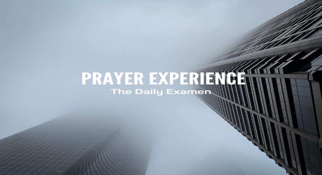 Prayer of Examen