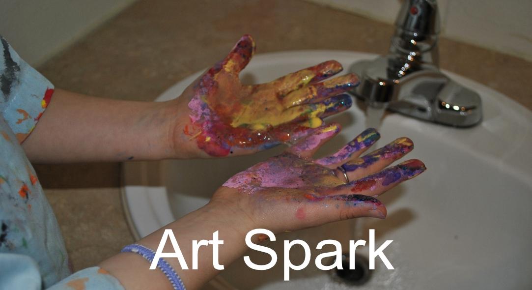 Art Spark August 14